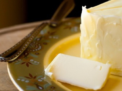 How to clean butter